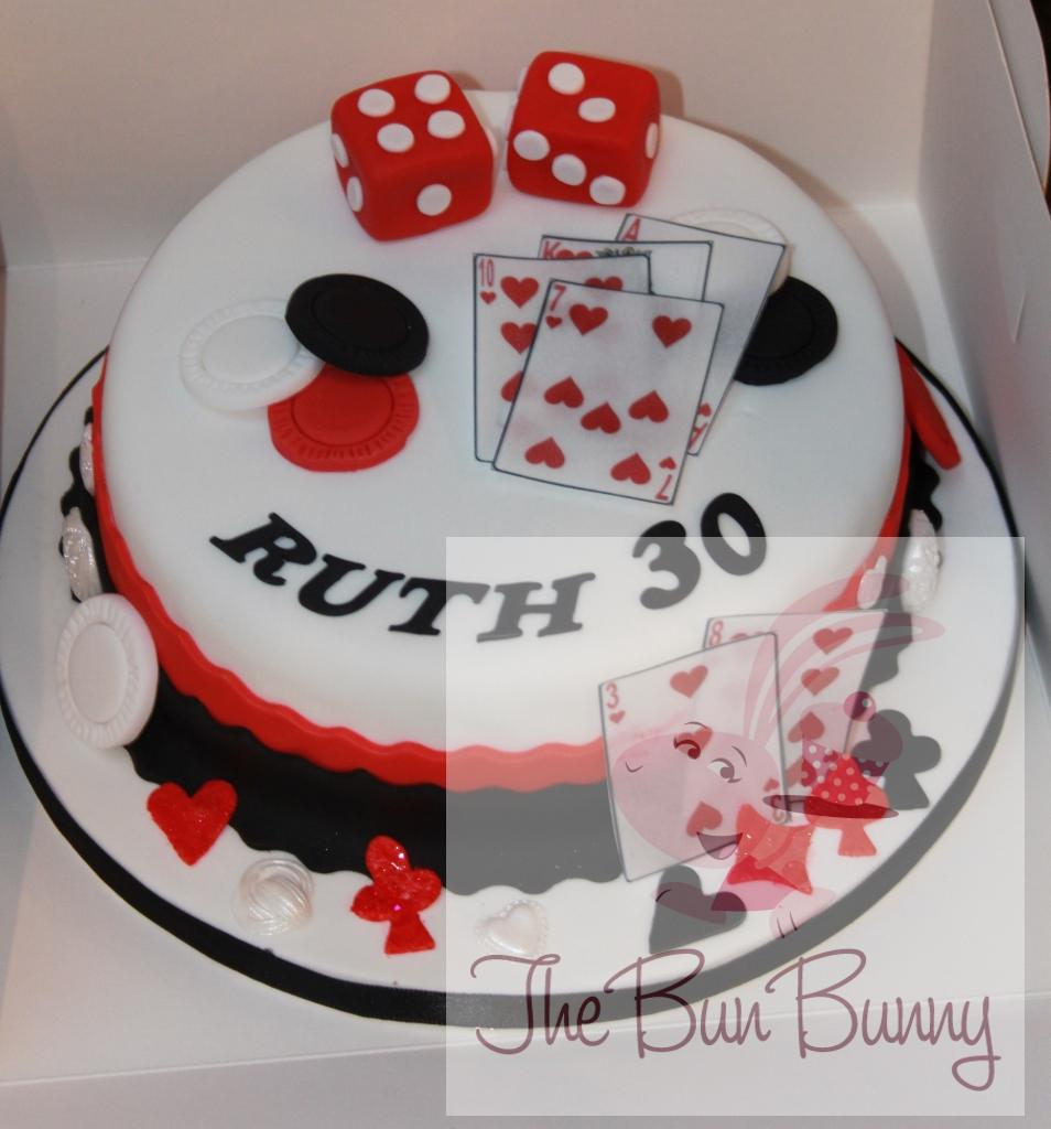 Casino Style Cakes Cake Ideas And Designs