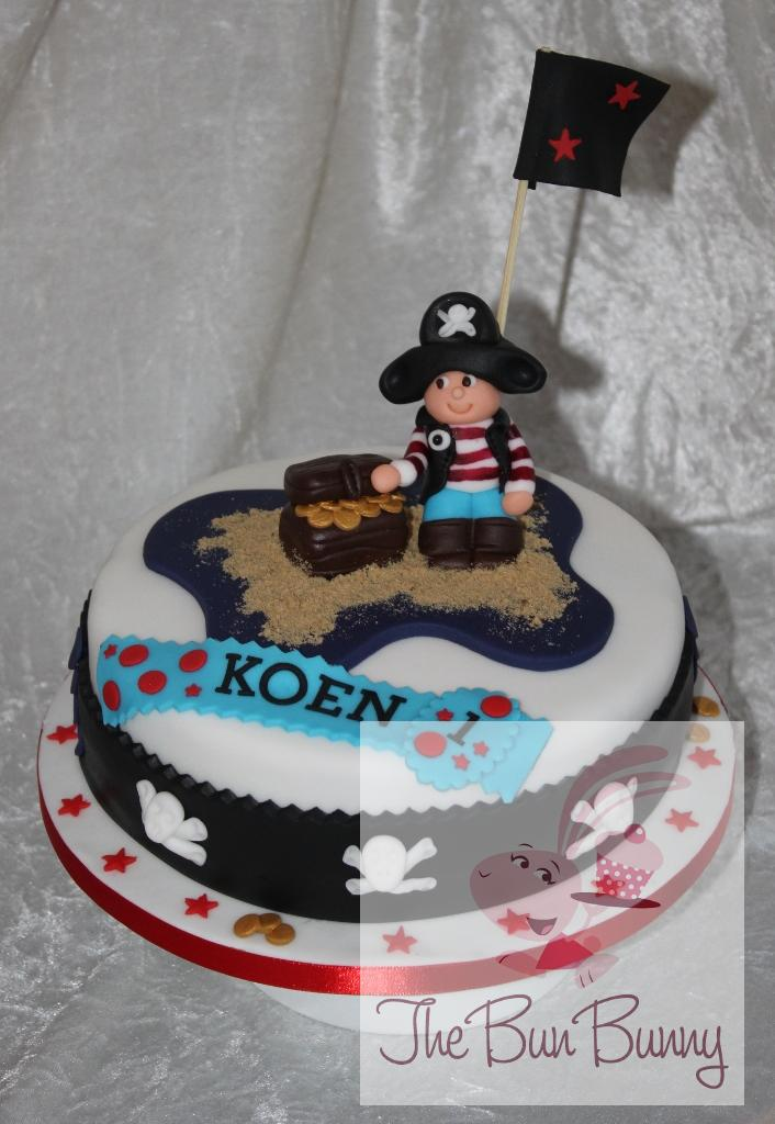 Pirate Cake Gluten Dairy Free The Bun Bunny